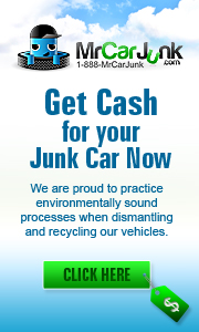 Get Cash for your Junk Car